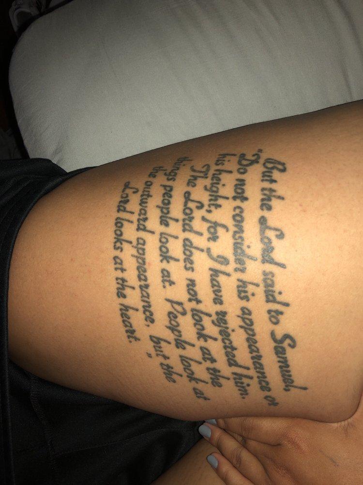 Jerzey Ink Tattoo Parlor: 528 Harrison Ave, Harrison, NJ