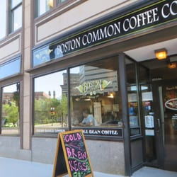 Boston Common Coffee Co Boston Ma