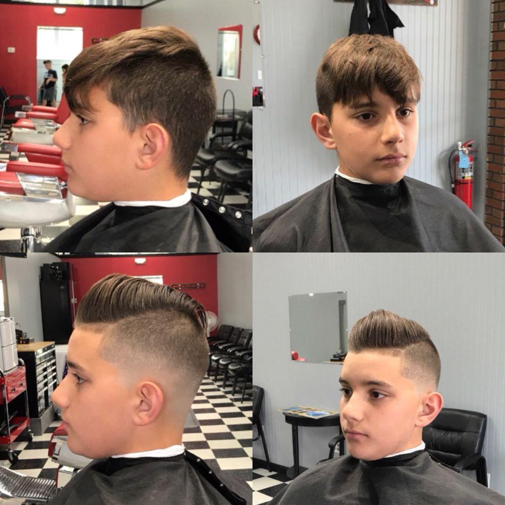 Town Barber Shop: 458 Massachusetts Ave, Arlington, MA