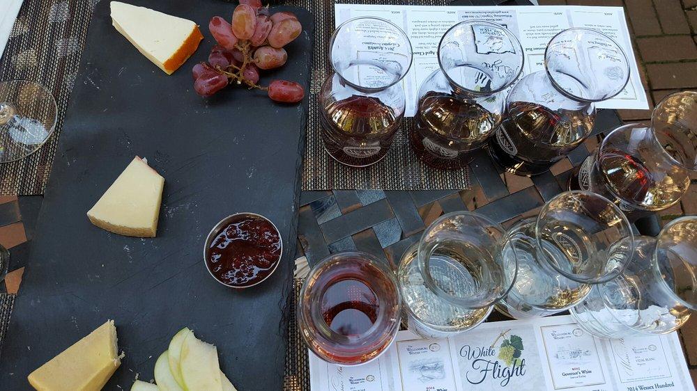The Williamsburg Winery