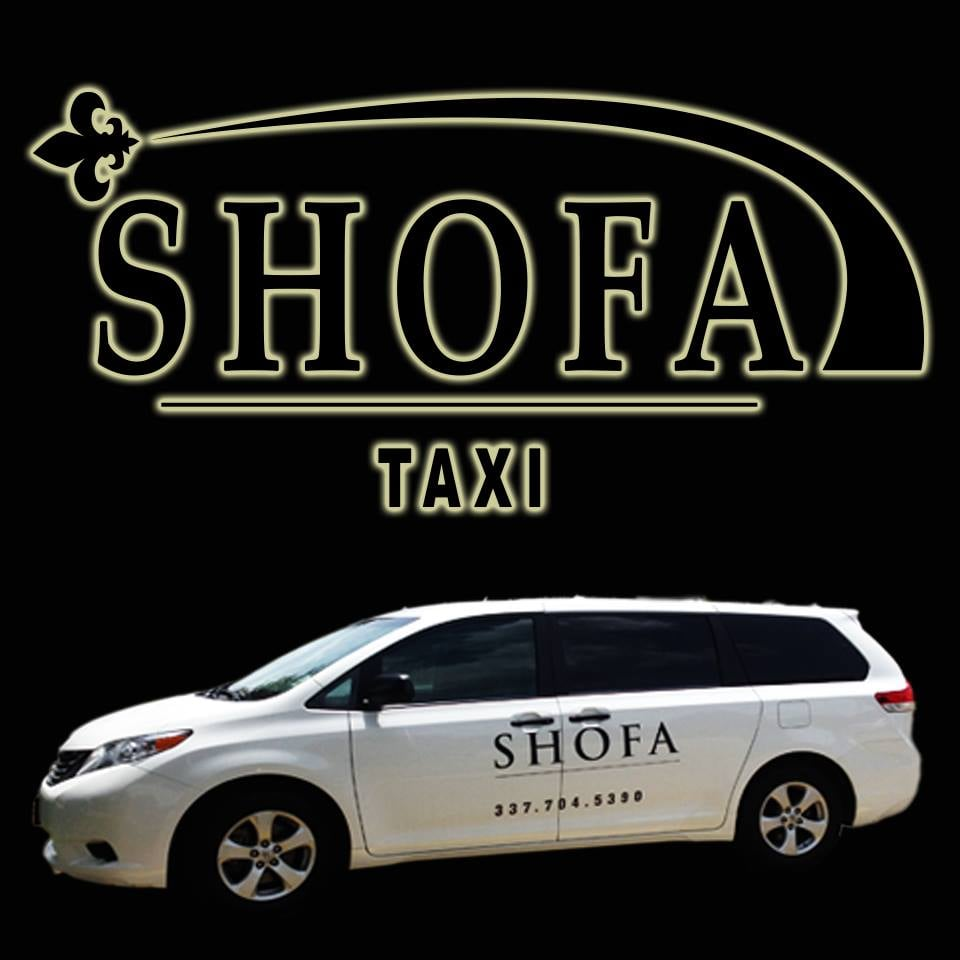 Shofa Taxi: Lafayette, LA