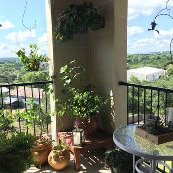 Perfect Photo Of Natural Gardener   Austin, TX, United States. Balcony  Transformation Courtesy Natural
