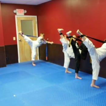 Martial Arts Classes: August 2017