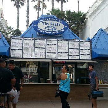 Tin fish 141 photos 168 reviews seafood 302 strand for Tin fish restaurant