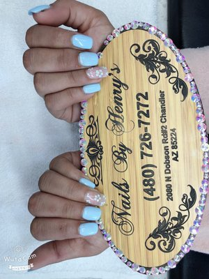 Nails By Henry's 2080 N Dobson Rd Ste 2 Chandler, AZ Manicurists