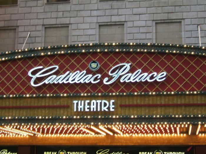 Photos For Cadillac Palace Theatre