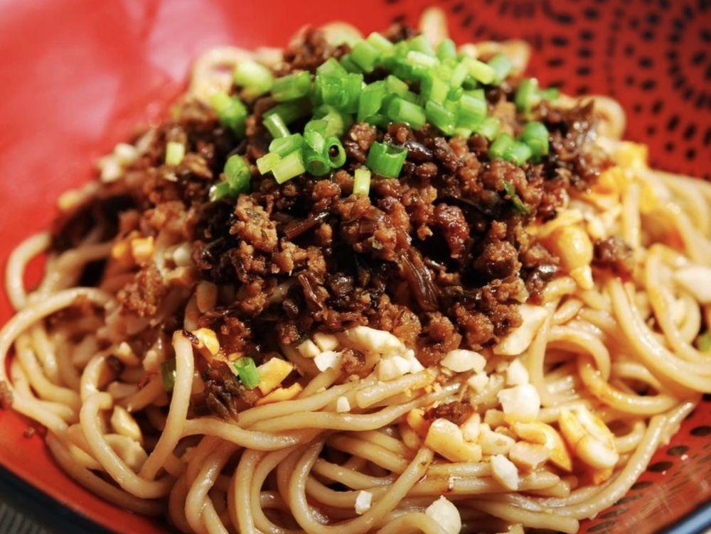 Food from Kungfu Ramen