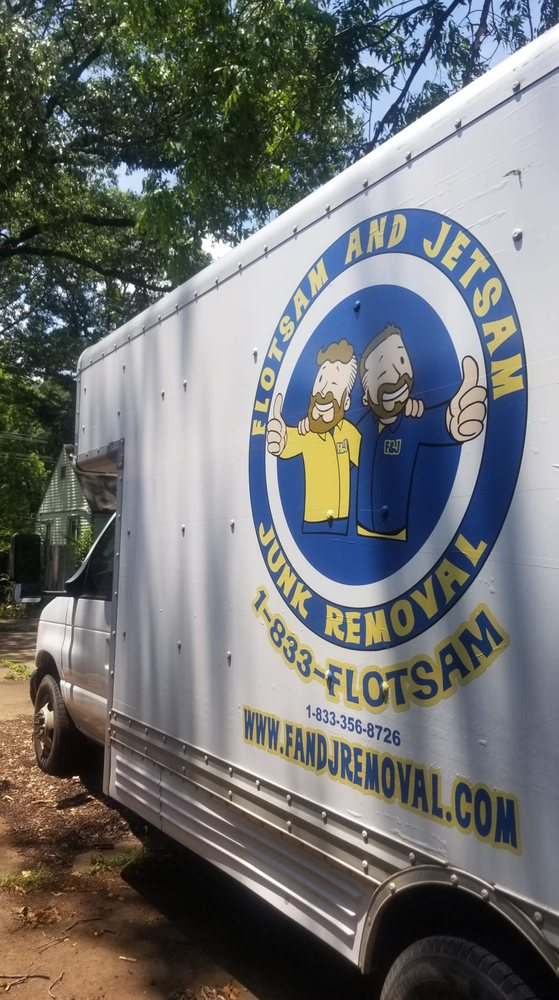 F&J Flotsam and Jetsam Junk Removal: Memphis, TN