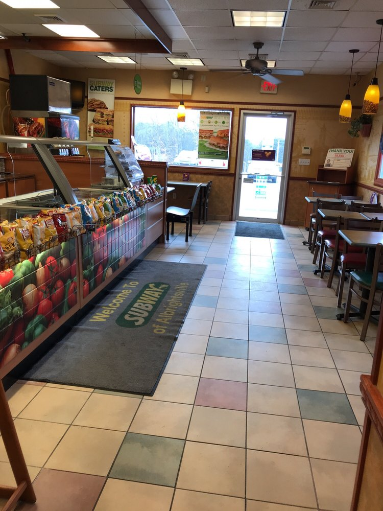 Subway Restaurants: 2681 State Route 903, Albrightsville, PA