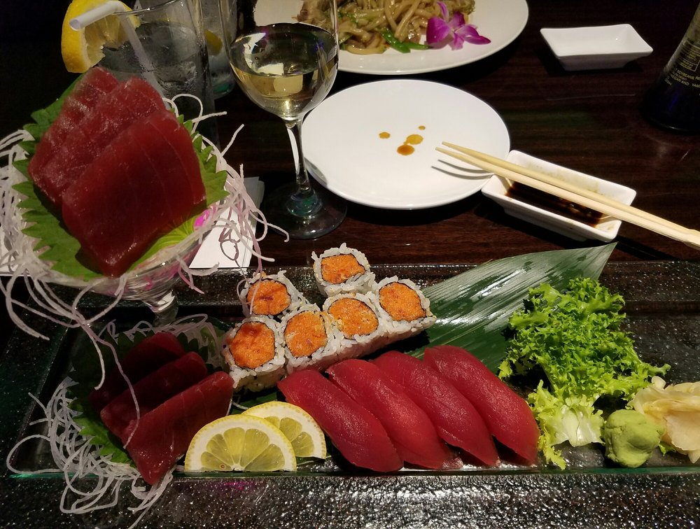 Ginza Sushi And Hibachi: 864 Rt 37 W, Toms River, NJ