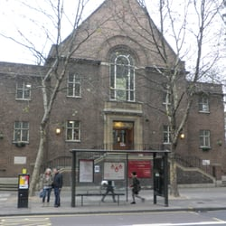 American Church In London Soup Kitchen