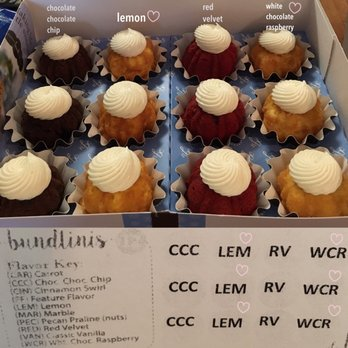 Nothing Bundt Cakes Research Blvd
