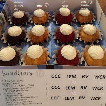 Nothing Bundt Cakes Research Blvd Austin Tx