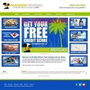 Guaranteed Credit Approval Photo of Paradise Motors - Lansing, MI, United States ...
