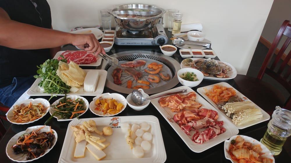 photos for hot pot buffet yelp rh yelp com pizza buffet in boston seafood buffet in boston