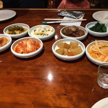 Woomi Restaurant Menu