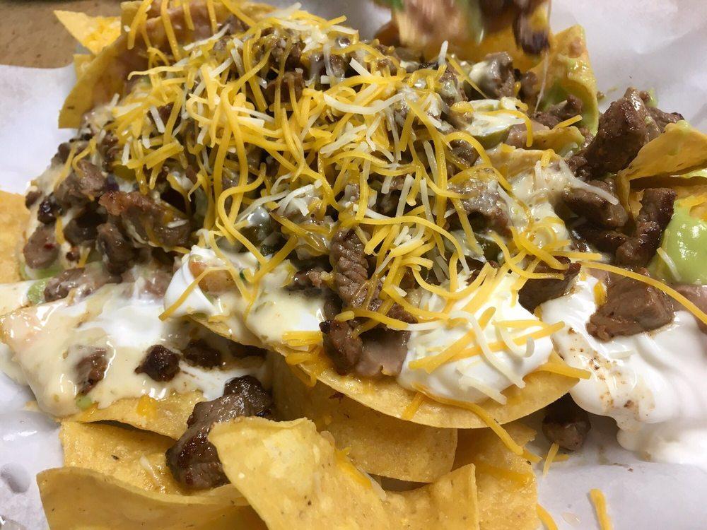 Victor's Taco Shop: 6418 Chambersburg Rd, Dayton, OH