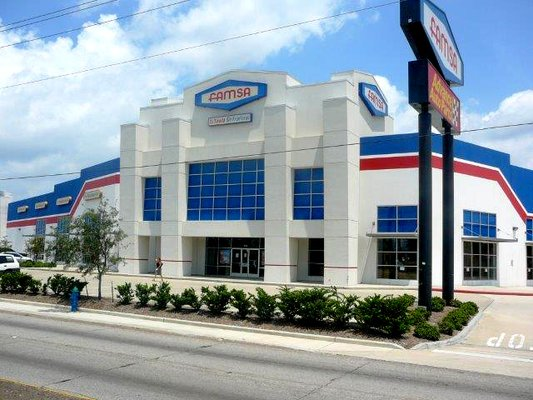FAMSA 7460 North Fwy Houston, TX Furniture Stores - MapQuest