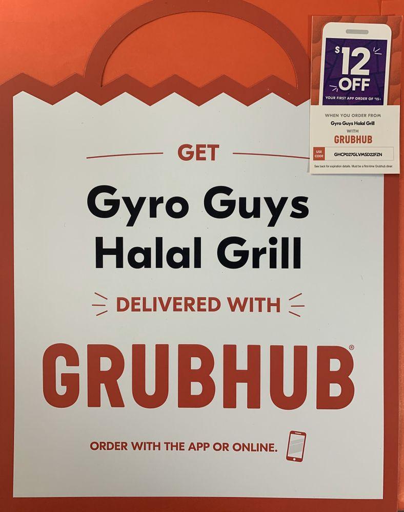 Gyro Guys Halal Grill: 12025 HWY99, Everett, WA