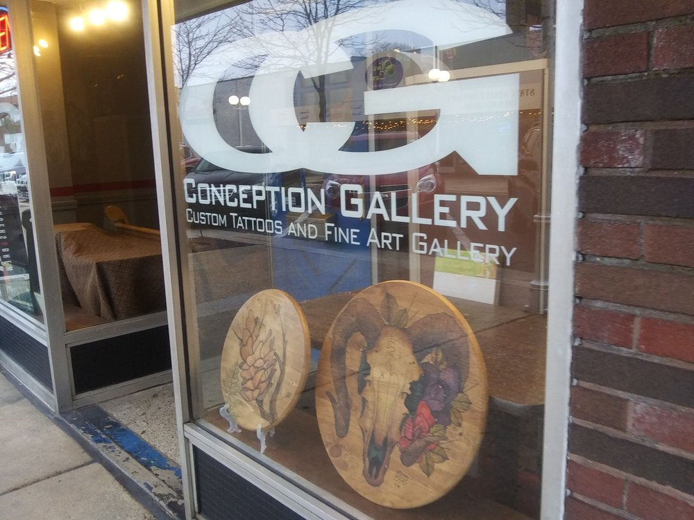 Conception Gallery: 410 State St, Saint Joseph, MI