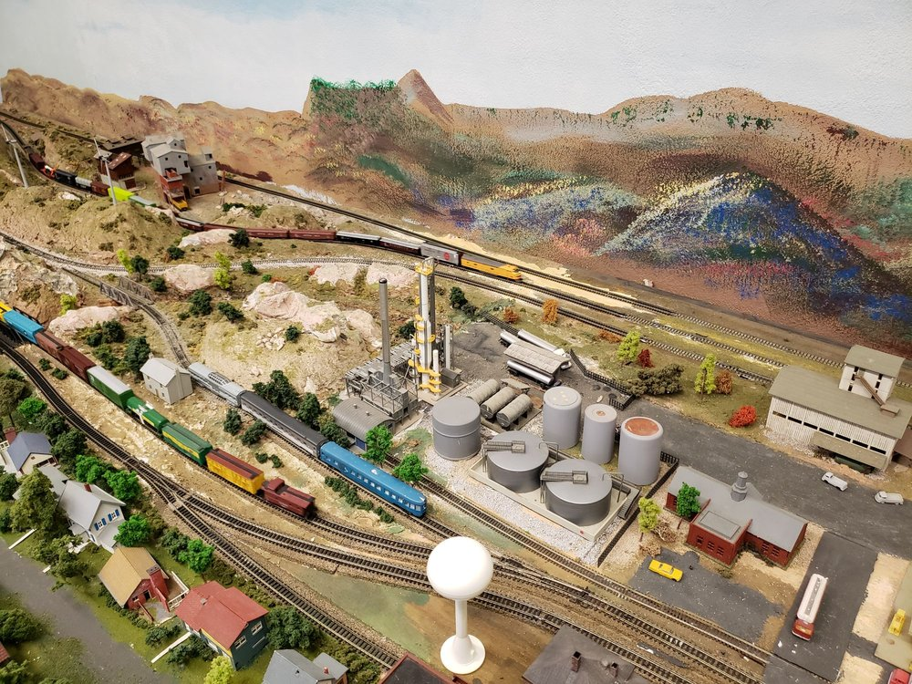 New Braunfels Historical Railroad and Modelers Society