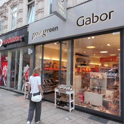 hot sale online d67f0 a244b Gabor & Paul Green Shop Wiesbaden - Shoe Shops - Langgasse ...