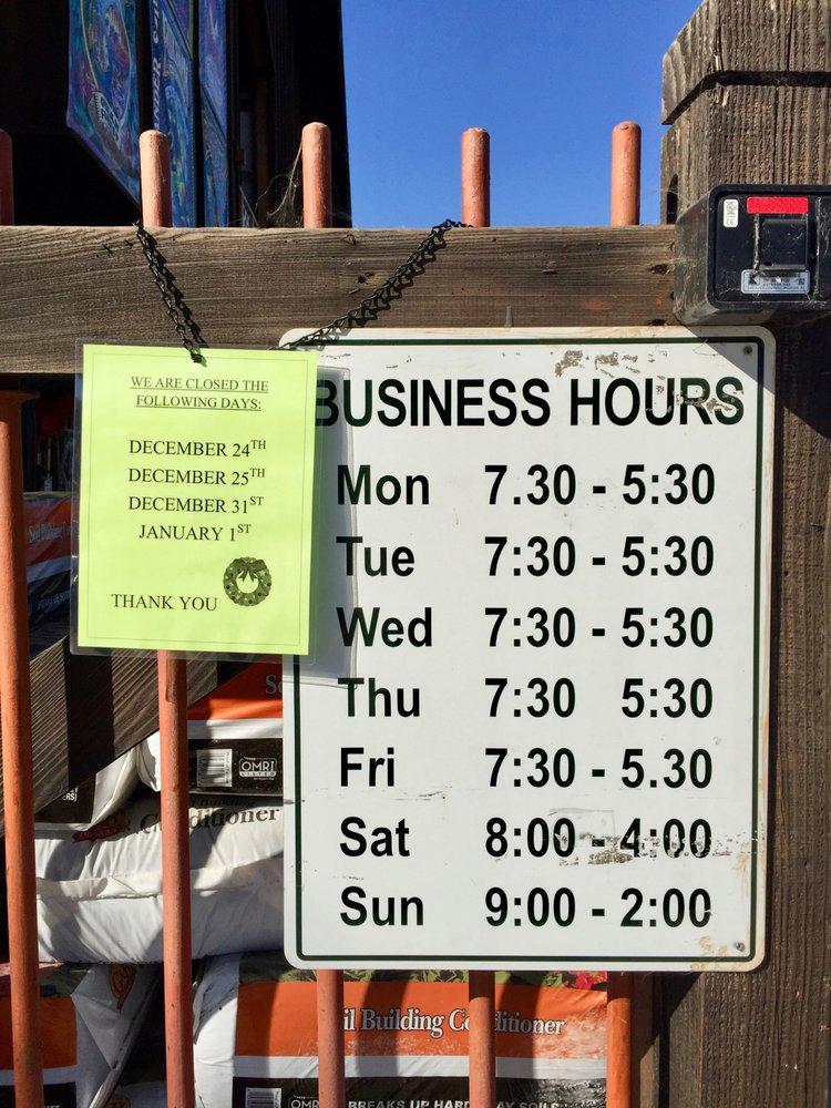 Carpinteria Valley Lumber: 915 Elm Ave, Carpinteria, CA