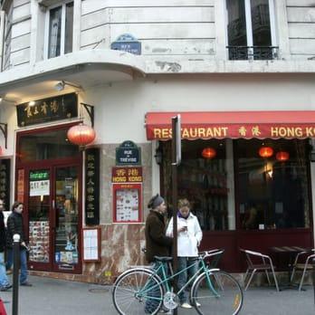 Restaurant Oui Rue De Trevise