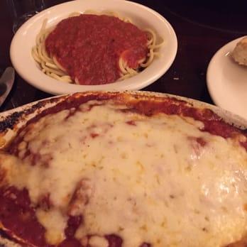 Photo Of Moiello S Italian Restaurant Troy Ny United States Eggplant Parm With
