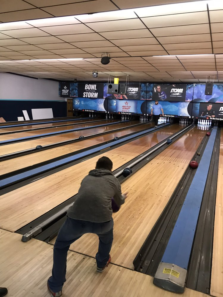 The New Crown Lanes: 1380 Tioga St, Coal Township, PA