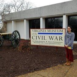 Virginia museum of the Civil War - 8895 George Collins Pkwy