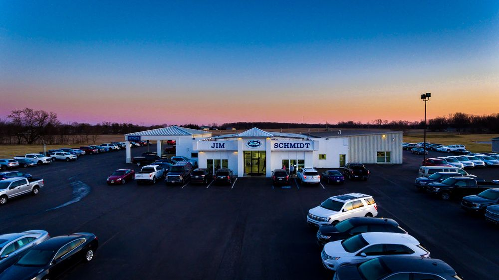 Jim Schmidt Ford: 405 W High St, Hicksville, OH