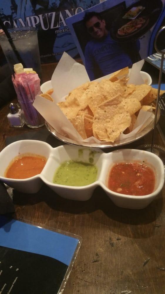Campuzano Mexican Food Dallas