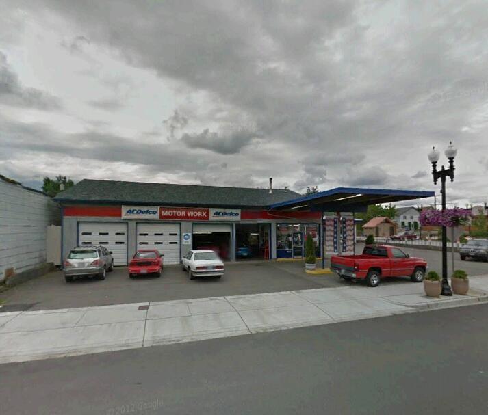 Motor Worx: 116 Mashell Ave N, Eatonville, WA