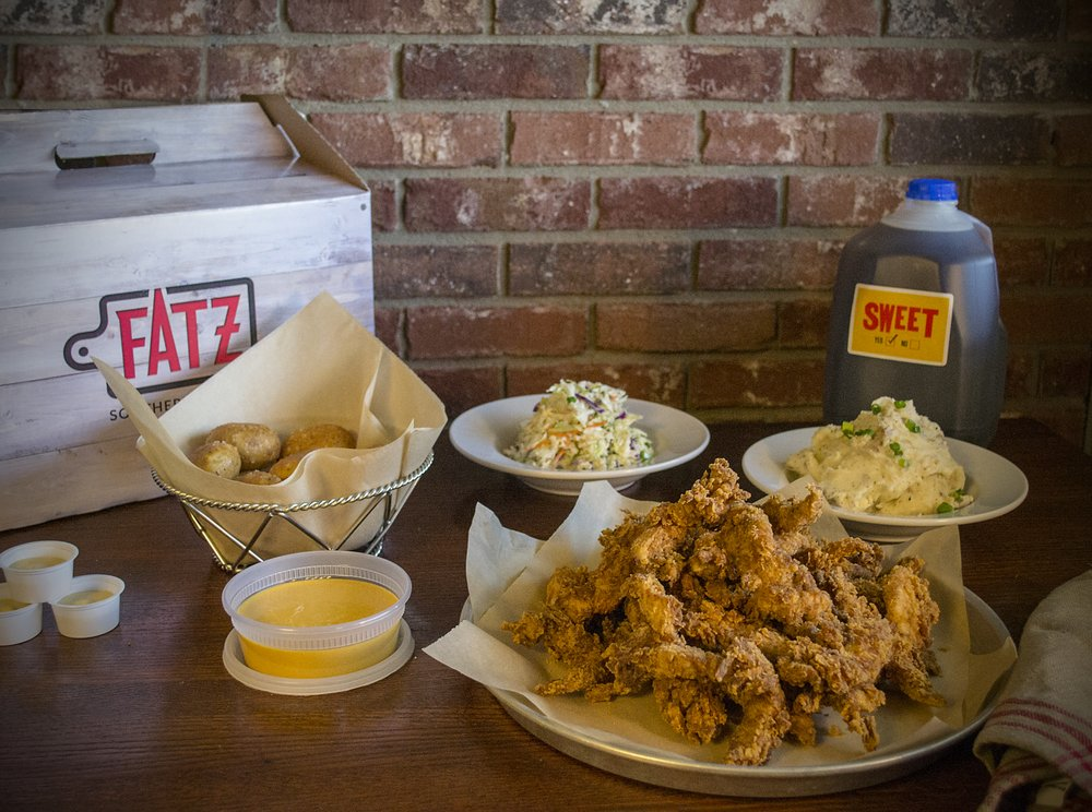 Fatz Southern Kitchen: 118 Hill Top Way, Forest City, NC
