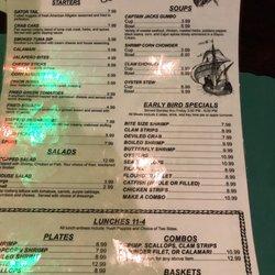 Blackbeards Seafood And Steaks Of Vidalia