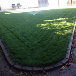 Photo Of West Turf Modesto Ca United States Right After First Cut