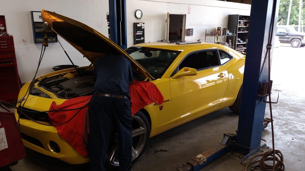 Ronand Dave Airport Auto Repair