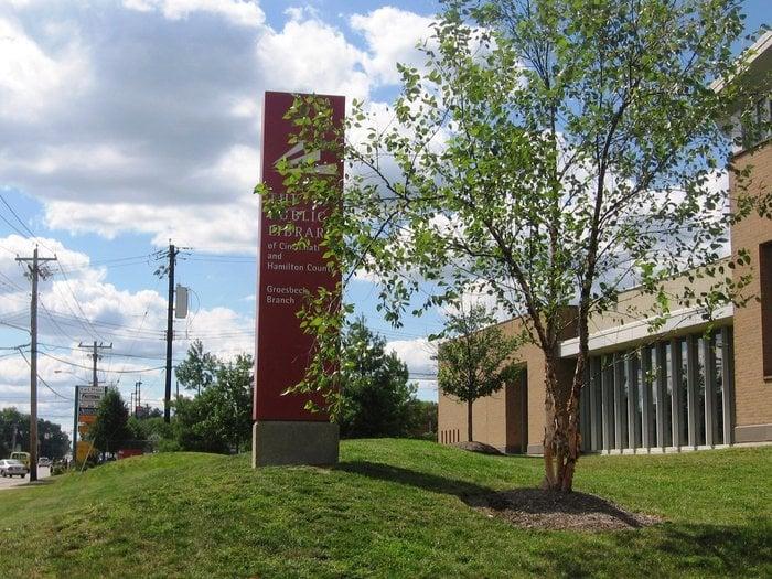 Public Library of Cincinnati & Hamilton County: Groesbeck: 2994 W Galbraith Rd, Cincinnati, OH