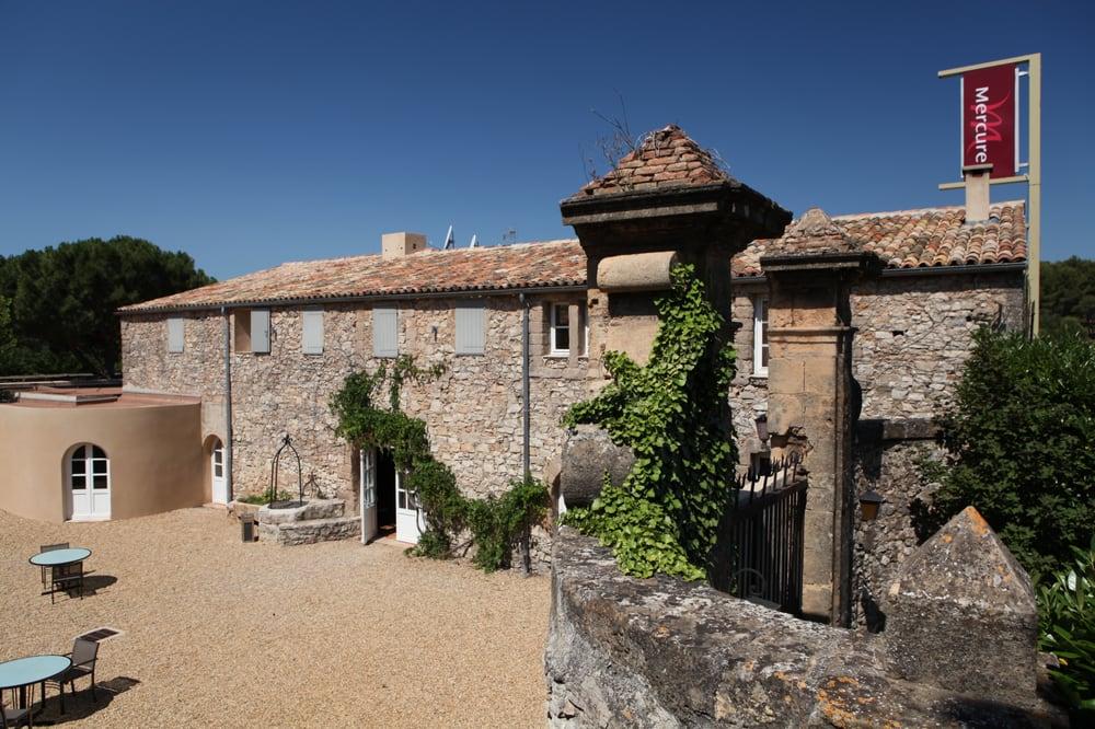 Mercure Aix-en-Provence Sainte Victoire - Châteauneuf-Le-Rouge