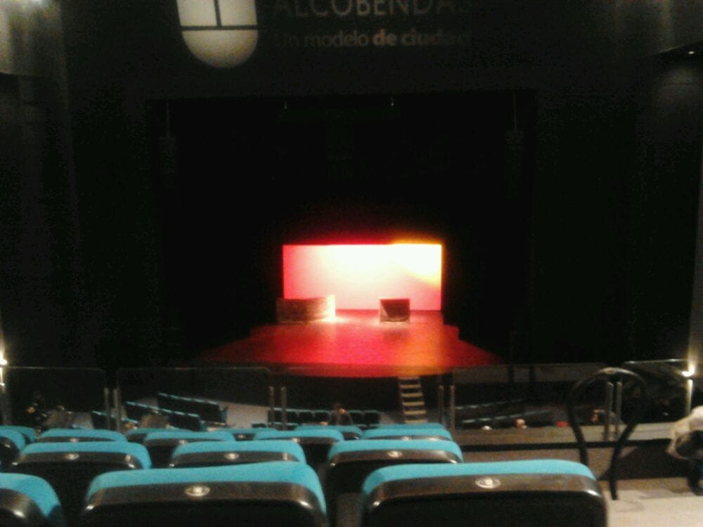 Teatro Auditorio Ciudad de Alcobendas