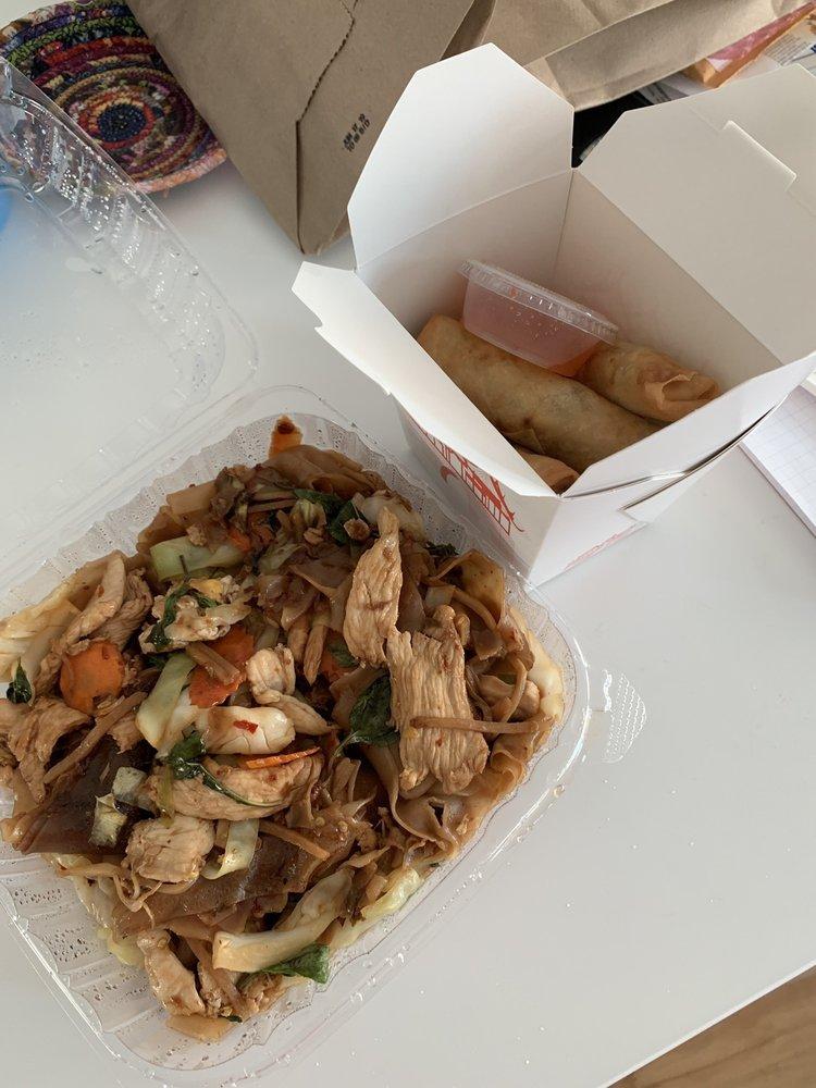 Tasty Thai Cuisine: 907 SW Gibbs St, Portland, OR