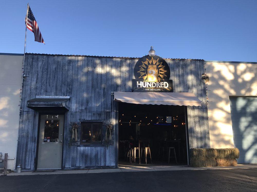 3 Hundred Days Distilling: 279 Beacon Lite Rd, Monument, CO