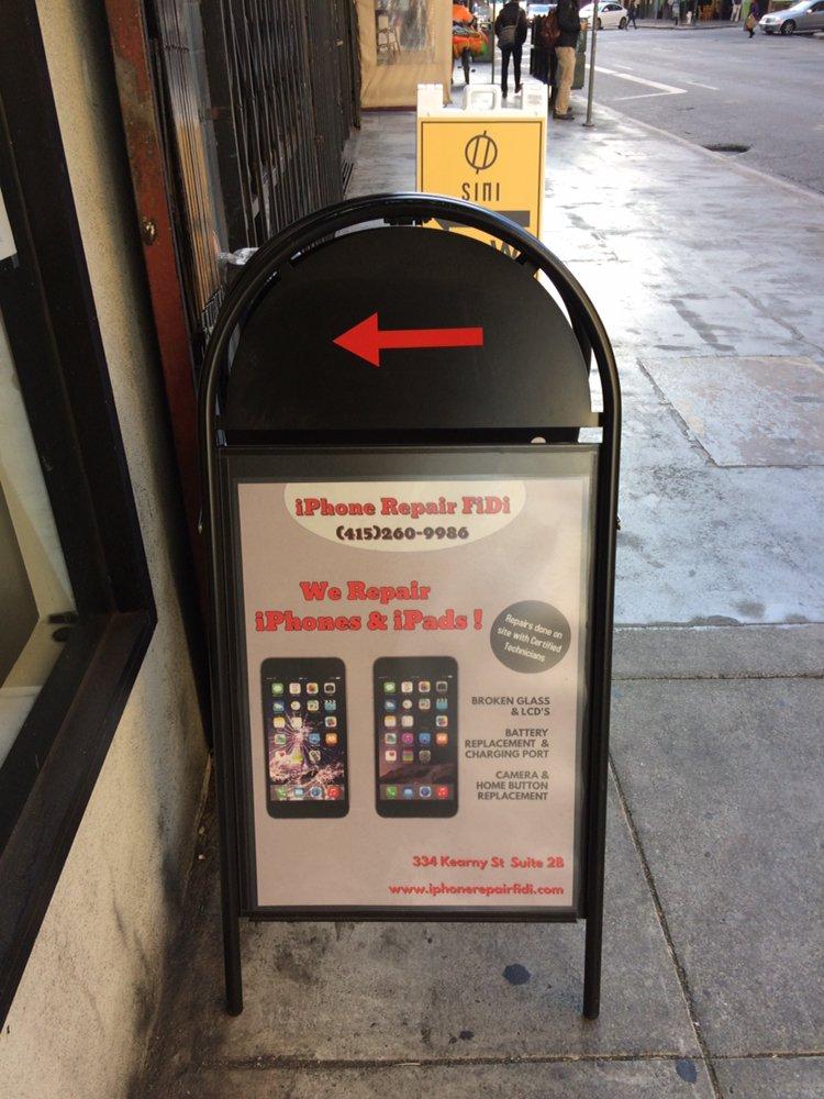 iPhone Repair FiDi - 21 Photos & 80 Reviews - Mobile Phone