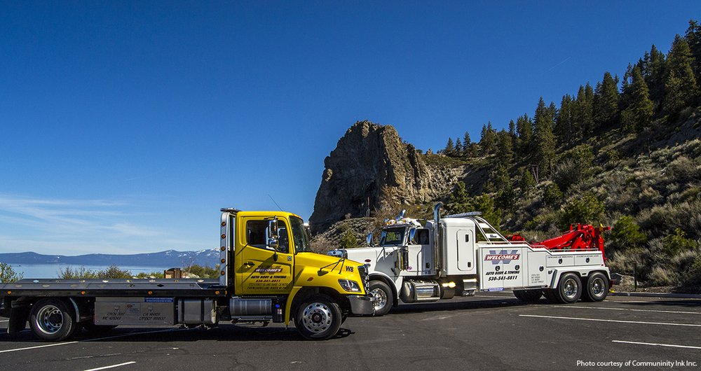 Towing business in South Lake Tahoe, CA