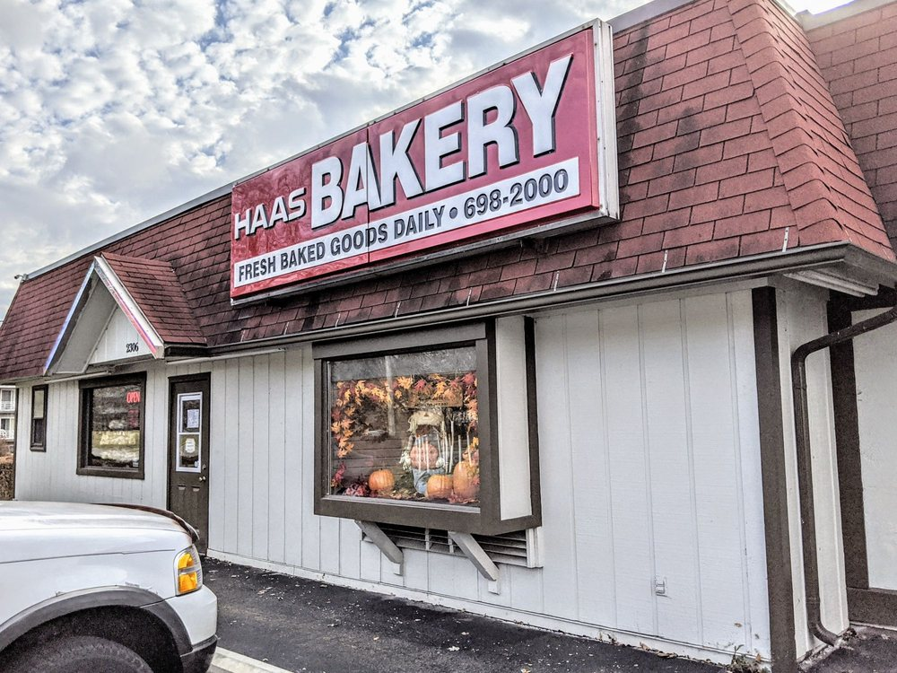 Haas Bakery: 2306 Starr Ave, Oregon, OH