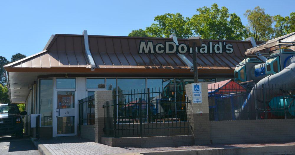 McDonald's: 3084 Lancaster Hwy, Richburg, SC