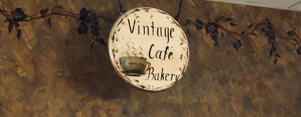 Vintage Cafe & Bakery: 540 Central St, Hudson, NC