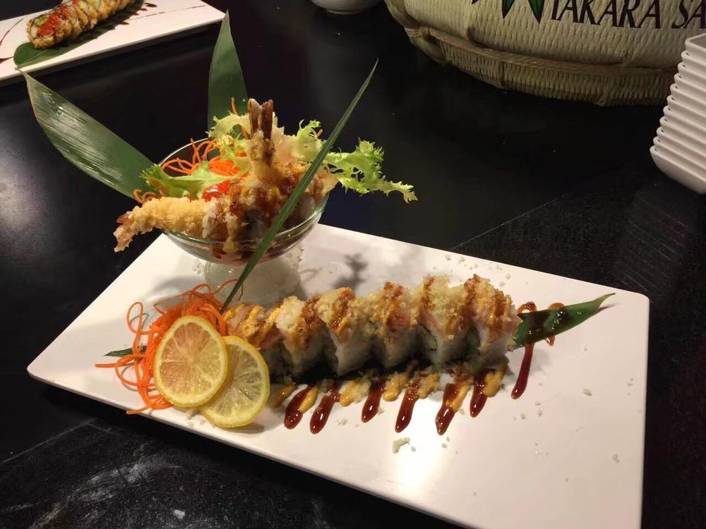 Cang's Sushi Restaurant: 413 US-27 N, Lake Placid, FL