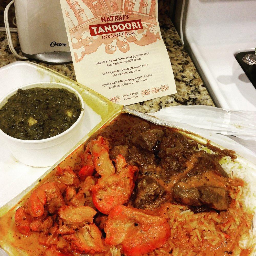 Natraj\'s Tandoori - Irvine North - Order Food Online - 170 Photos ...